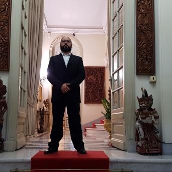 Garuda Academy in Ambasciata Indonesiana a Roma