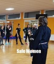 safe women
